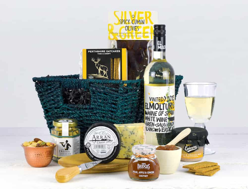 The Cheese Course Hamper